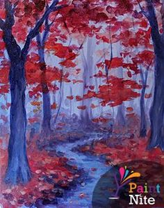 Paint Nite Buffaloniagara | Butterwood Sweet & Savory 11/24/2015