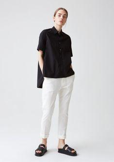 Tender Shirt - Black - News - Women's Collection - Hope STHLM