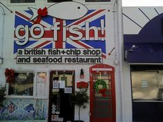 Go Fish Rehobeth Beach Delaware. Best Fish and Chips
