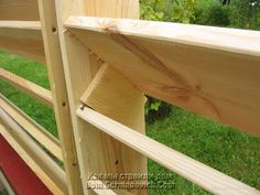 Деревянный забор-жалюзи. Обсуждение на LiveInternet - Российский Сервис Онлайн-Дневников