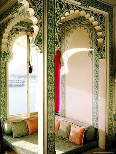 Traditional Indian Interiors Ethnic Decor Architecture