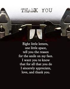 Thank you messages to write in a card messages note and nice thank you quotes expocarfo