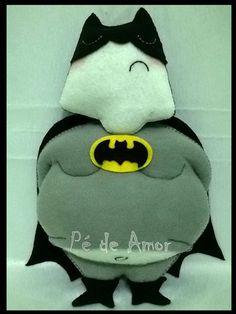 Batman fora de forma... by Pé de Amor