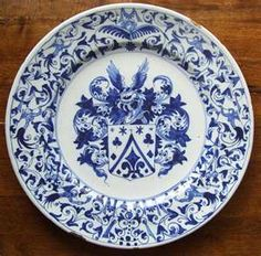 english delftware
