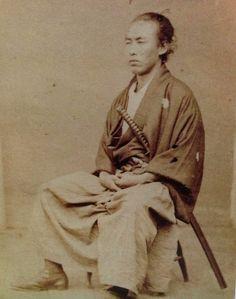 Ryoma Sakamoto 坂本龍馬