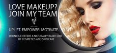 Love makeup? Love things good for your skin? Want to earn money and get paid daily?  Find out more: https://www.youniqueproducts.com/HeidiDoeding/business/presenterinfo