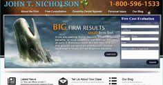 Office Law Firm Information : John T. Nicholson Ohio Asbestos Mesothelioma Lawyers