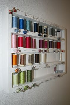 1000 ideas about coin couture on pinterest craft rooms sewing rooms and s - Rangement couture ikea ...