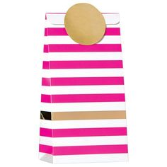 Design Design Kenzie Stripe Paper Treat Bags