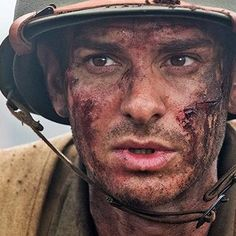 Movies: Andrew Garfield joins the WWII battlefield in poster for Mel Gibson's Hacksaw Ridge