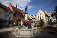 Löffingen - old town