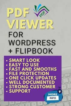 """Click to learn """"PDF viewer for WordPress"""". #WordPress #PDF #Reader #Flipbook """"WordPress"""" """"WordPress Plugin"""" """"WordPress PDF Viewer"""" """"WordPress PDF Reader"""" """"WordPress PDF FlipBook"""" """"FlipBook"""" """"WordPress FlipBook"""" #Tuesday #TuesdayMorning #TuesdayThoughts #TuesdayMotivation #tuesdayvibes"""
