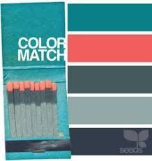Image Result For Color Match Dark Grey And Turquoise Design Seeds Bedroom Color Schemes Coral Color Schemes