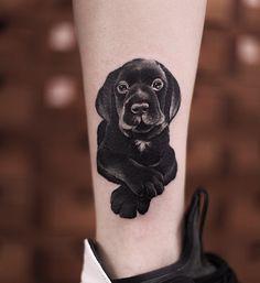 #Labrador Retriever #tattoo