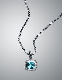 Yurman does it again! Have one very similar, just without the diamonds, which suits me perfectly!