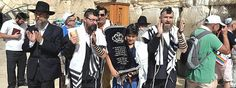His Brother an IDF Soldier Killed in Gaza, a Moving Bar Mitzvah in Jerusalem - Chabad helps a family mark a son's milestone, even as they continue to mourn - Chabad-Lubavitch News