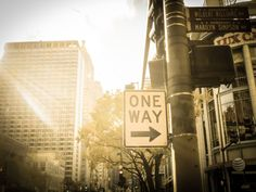One way. Chicago. by Luis Carvalho on 500px