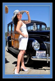 Audrie 1939 Woody by Tim Hunter Photography, via Flickr