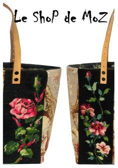 Tote Bag Shopper leshopdemoz.com