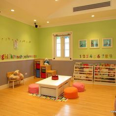 Modern Kids Playroom Design, Pictures, Remodel, Decor and Ideas