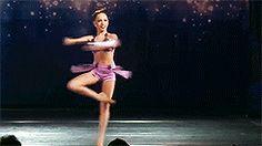 Dance Moms 30 day challenge, Day 3 Favorite Maddie solo Ballerina