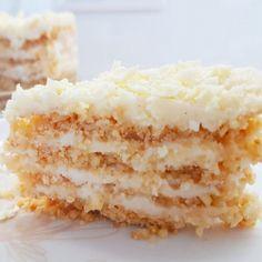 Sernik doskonały – prosty i szybki, kremowy i puszysty, nie opada i nie pęka – Słodki Blog Cake Cookies, Vanilla Cake, Food And Drink, Favorite Recipes, Baking, Blog, Cooking, Essen, Bakken