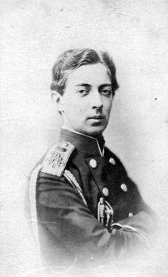 Nicholas Alexandrovich, Tsesarevich of Russia (1843-1865)