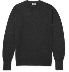 William Lockie – Cashmere Crew Neck Sweater