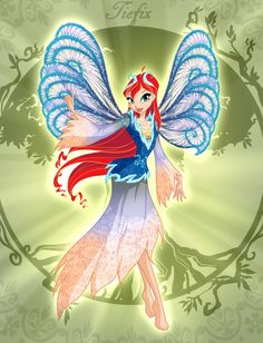 Winx Club Bloom Tiefix