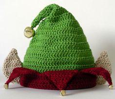 Elf Hat by Crochet Spot