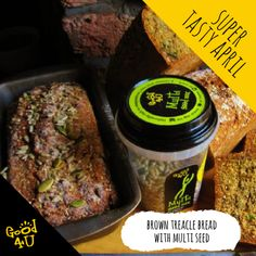 Irish Brown Treacle Bread with Multi-Seed Favorite Holiday, Family Meals, Cake Recipes, Steak, Irish, Tasty, Favorite Recipes, Beef, Homemade