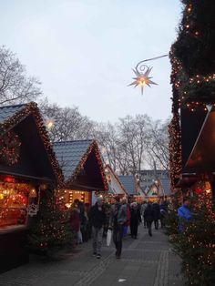 Markt der Engel (Angel Market) in Cologne, Germany