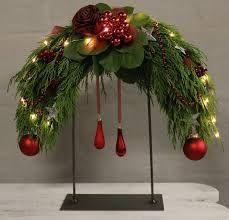 """Résultat de recherche d'images pour """"langwerpig tafelstuk kerst"""""""