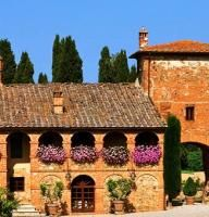 Historical #Tuscan #Farmhouse for #Weddings