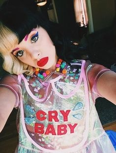 Melanie Martinez. Love her aesthetic! Would make a great costume.