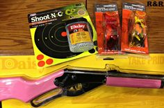 The perfect holiday gift - a classic Daisy BB gun!