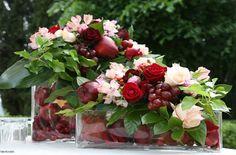 colores para decoracion de bodas 2015 marsala - Buscar con Google