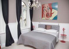 VON DER PENSION ZUM URBANEN HOTEL Urban Stay entwickelte ein Boutiquehotel-Konzept für 3- und 4-Stern-Häuser. In Wien eröffnete das Urban Stay Hotel Columbia.