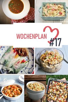 Weekly schedule # Varied recipe ideas for a week. Easy Pork Chop Recipes, Healthy Crockpot Recipes, Healthy Foods To Eat, Healthy Eating, Fitness Meal Prep, Eco Slim, Breakfast Bowls, Meals For One, Quinoa