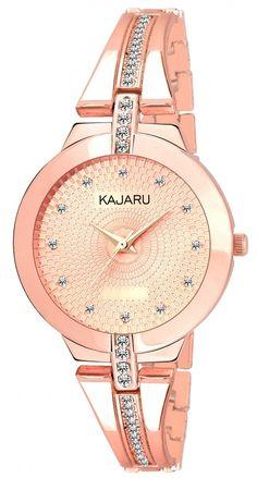 d3f582607c Buy Fancy Party Wear Metal Rose Gold Dial & Strap Women's Wrist Watch  Online at