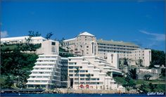 The Marriott Castle Harbor Bermuda Was Torn Down In 2002 But I Have Fond Memories Of Staying There