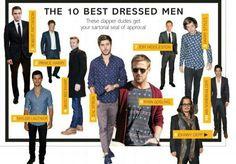 Top Ten 2013 Glamours Best Dressed Men : From Robert Pattinson, Prince Harry, Harry Styles to Ian Somerhalder [PHOTOS] - Entertainment & Stars