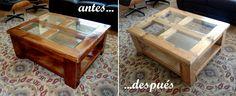 ¡También restauramos muebles!