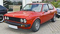 Fiat 128 Berlinetta (1975–1978)