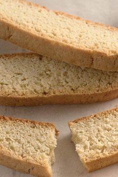 Vanilla Biscotti - Bake a Cake 2019 Biscotti Cookies, Almond Cookies, Chocolate Cookies, Vanilla Cookies, Italian Cookies, Italian Desserts, Baking Recipes, Cookie Recipes, Gastronomia