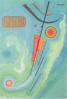 Kandinskij - Luce -1930