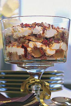 18 Trifle Dessert Recipes: Oh So Many To Try! : TipNut.com -- plhttp://www.foodnetwork.com/recipes/sandra-lee/caramel-banana-bread-trifle-recipe/index.htmlus one from Sandra lee banana bread/pecanpie/whiskey