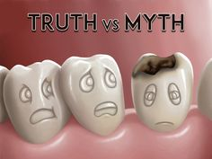 Myth: It's not possible for bacteria that cause tooth decay to be transferred from another person. Truth: It's possible. In fact, transmission of the bacteria that cause tooth decay routinely occurs from mothers to infants.