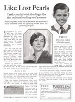 Pepsodent Quality Dentifrice 1926 Ad Picture