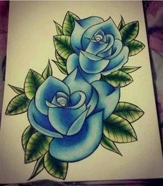#art #tattoo #tattooapprentice #tattoodesign #drawing #tattooideas #rose #pretty #bluerose #flowertattoo #flower #flowerdrawing Rose Tattoos, Flower Tattoos, Hand Tattoos, Soldier Silhouette, Tattoo Ideas, Tattoo Designs, Tattoo Apprentice, Infinity Symbol, Floral Designs